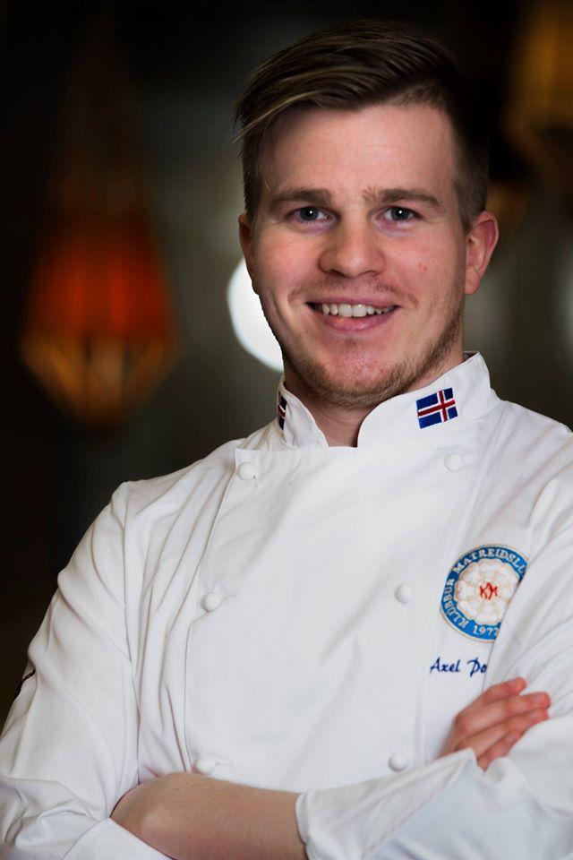 Axel Þorsteinsson bakari & konditor